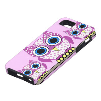 owls iPhone 5 cover