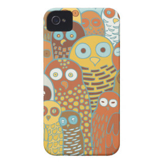 Owls Case-Mate iPhone 4 Cases