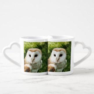 OWLS COUPLES COFFEE MUG