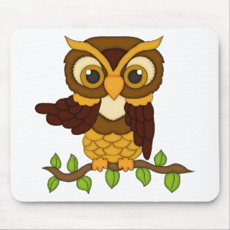 Owls design Gifts Mouse Pad
