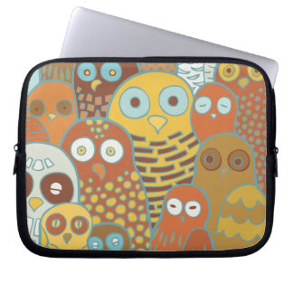 Owls Electronics Bag