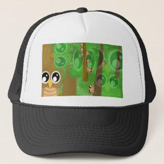 Owls Everywhere Trucker Hat