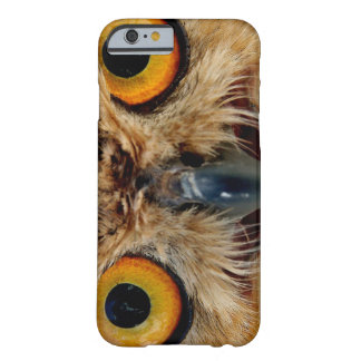 Owls Eyes Barely There iPhone 6 Case