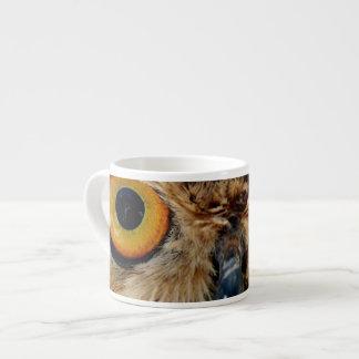 Owls Eyes Espresso Cup