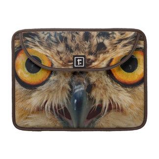 Owls Eyes MacBook Pro Sleeve
