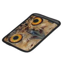 Owls Eyes Sleeve For iPad Mini