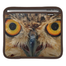 Owls Eyes Sleeve For iPads