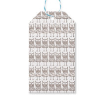 Owls Gift Card Gift Tags