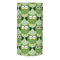 Owls - Green (1).jpg Flameless Candle