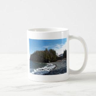 Owls Head Beach Coffee Mug