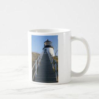 Owl's Head Lighthouse, Maine Coffee Mug