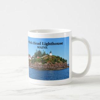Owls Head Lighthouse, Maine Mug