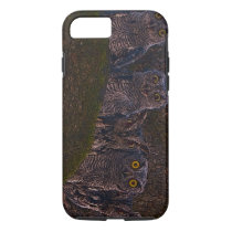Owls in the Oak Hollow iPhone 7 Case