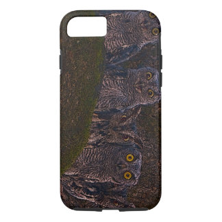 Owls in the Oak Hollow iPhone 8/7 Case