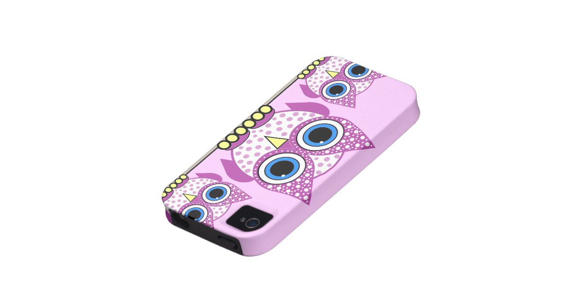 how to print a picture from iphone owls iphone 4 cover zazzle 7387