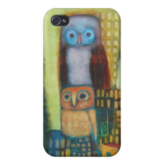 Owls Iphone case 4G iPhone 4/4S Cases