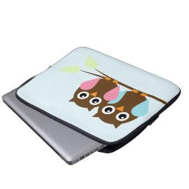 Owls Laptop Sleeves