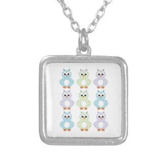 Owls Custom Jewelry