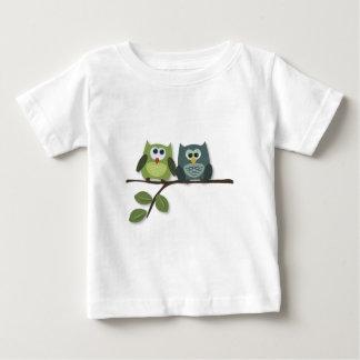 Owls Nest Baby T-Shirt