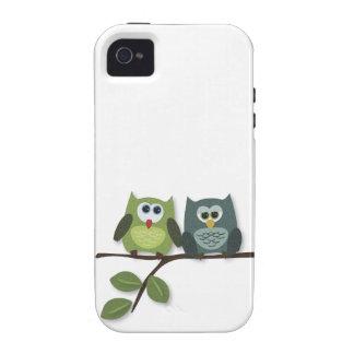 Owls Nest Case-Mate iPhone 4 Cases
