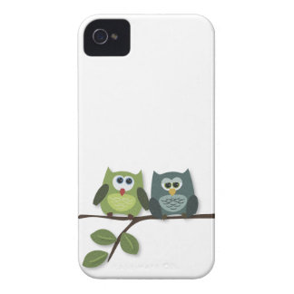 Owls Nest iPhone 4 Covers