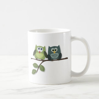 Owls Nest Coffee Mug