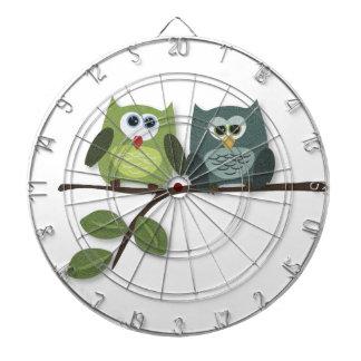 Owls Nest Dart Board