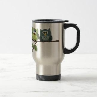 Owls Nest Travel Mug