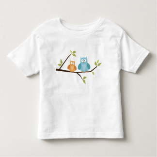 Owls On a Tree Toddler T-shirt