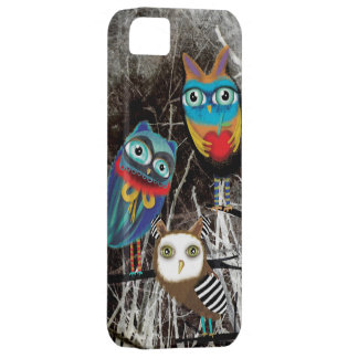 Owls Owly Owl friends iPhone 5 Covers