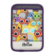 Owls Sleeve For iPad Mini