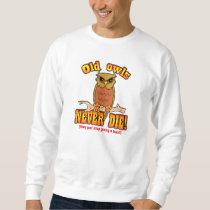 Owls Sweatshirt