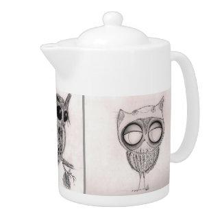 Owls - Teapot