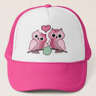 owls trucker hat