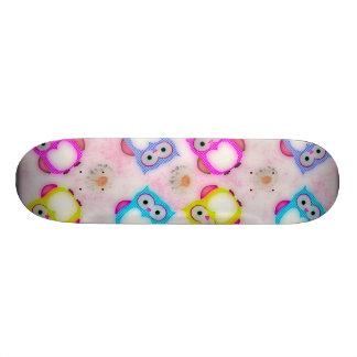 Owls Wallpaper candy Skate Decks