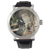 Owls Wristwatch
