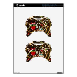 Owls Xbox 360 Controller Skin