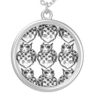 Owlsowlsowlsowowolssss Necklace!