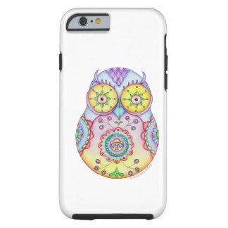 Owlushka Bright Eyes Tough iPhone 6 Case