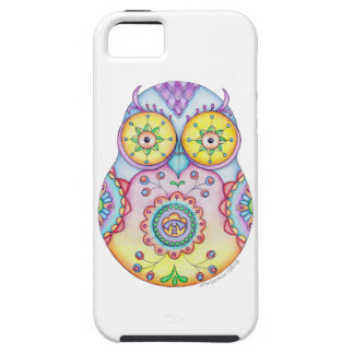 Owlushka Bright Eyes iPhone 5 Covers