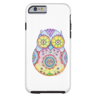 Owlushka Bright Eyes Tough iPhone 6 Case