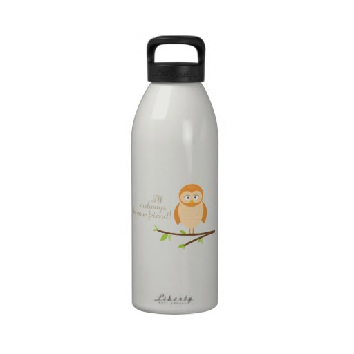Owlways Water Bottle