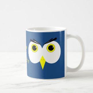 Owly Coffee Mug