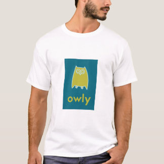 owly destroyed T-Shirt