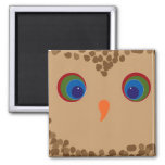 Owly Imán De Frigorifico