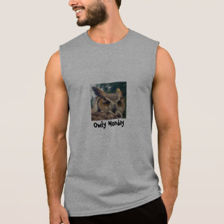 Owly Monday Men's Shirt