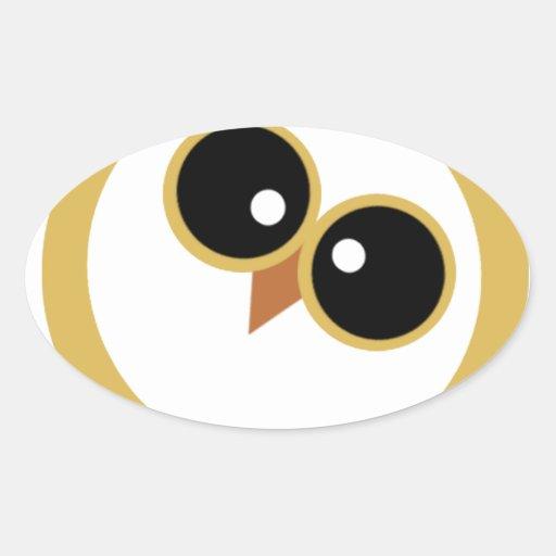 Owly Colcomanias Ovaladas