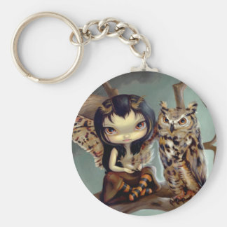 """""""Owlyn"""" Keychain"""