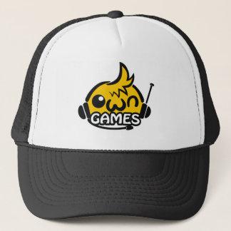 Own Games Logo Trucker Hat
