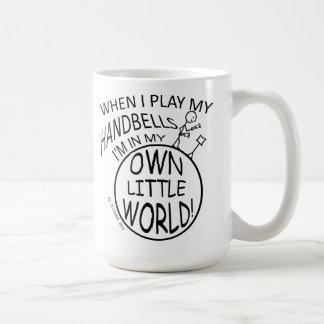 Own Little World Handbells Coffee Mug